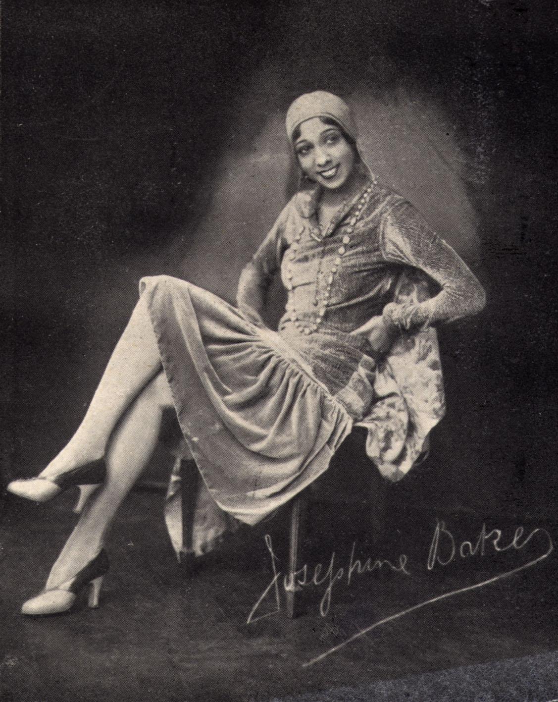 Icon josephine baker keijing for Josephine baker images
